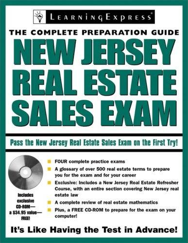 Nj broker requirements